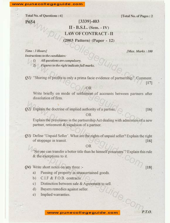 Frustration Contract Law Essay
